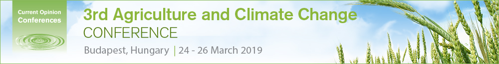 Agriculture and Climate Change Conference